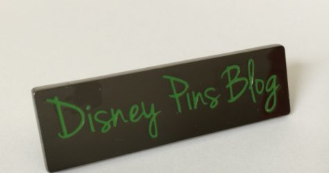 Disney Pins Blog Pin