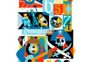 Disneyland Decades 1965-1974 Pin