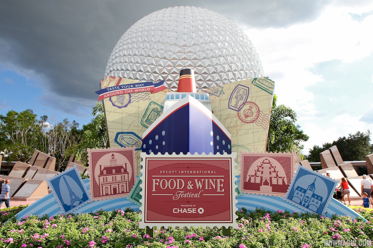 Gearing Up For Fall Amp The Holidays At Disney