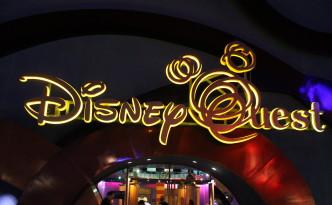 Disney Quest - Downtown Disney