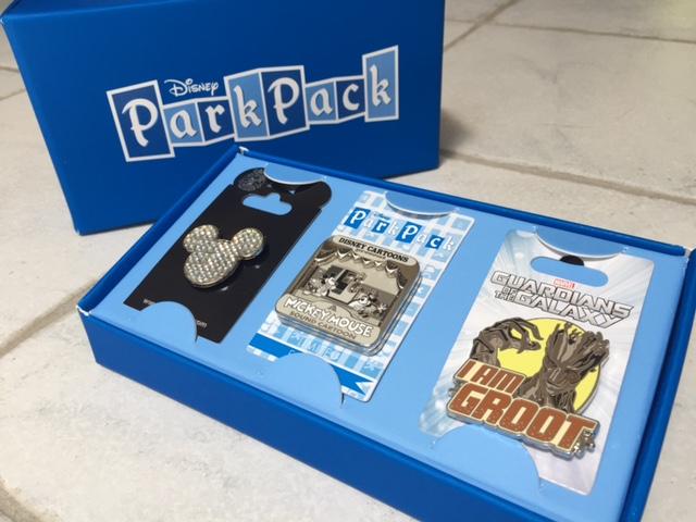 July 2015 Disney Park Pack