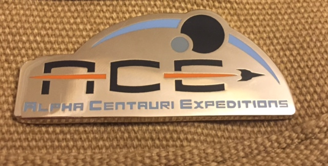 Alpha Centauri Expeditions - First Avatar Disney Pin