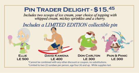 DSSH Pin Trader Delight - August 23, 2015