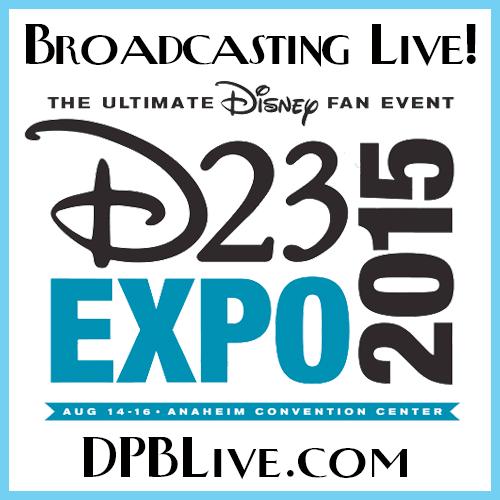 Disney Pins Blog D23 EXPO 2015