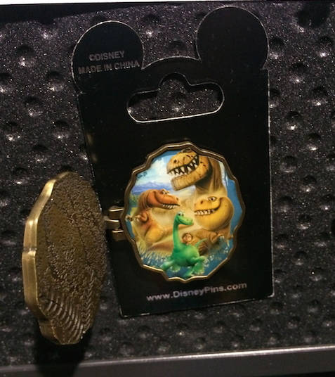 Disney Pixar The Good Dinosaur Pin