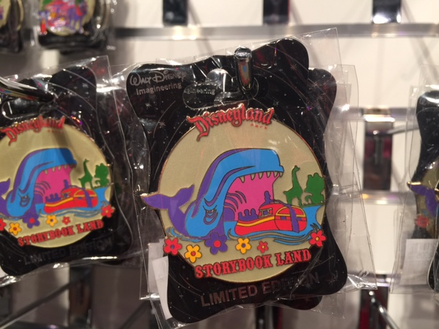 Disneyland Retro Storybook Land Pin 2015
