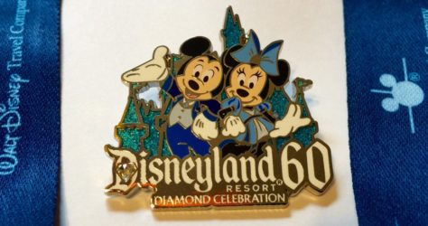 Disneyland Travel Package Free Pin 2015