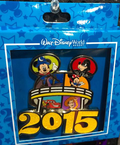 Disney's Hollywood Studios Jumbo 2015 Pin
