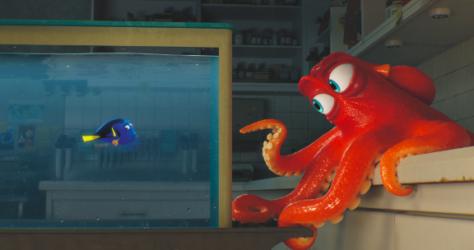 Finding Dory - Disney Pixar