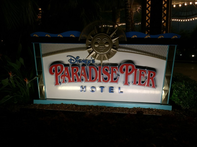 Disney's Paradise Pier Resort