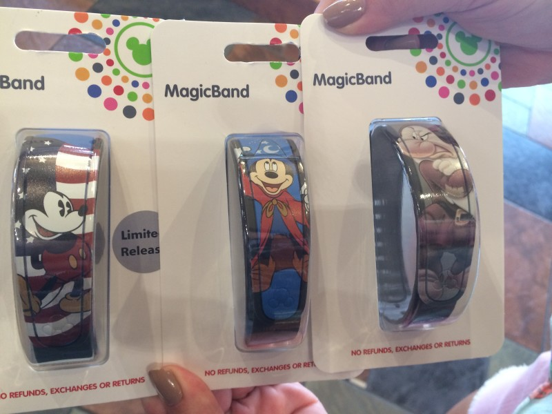 Mickey Mouse Magicbands