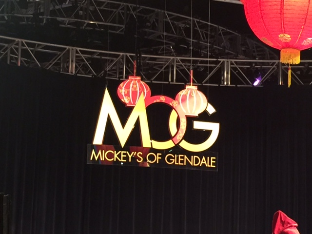 Mickey's of Glendale - D23 EXPO 2015