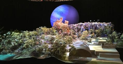 Pandora - The World of Avatar Model