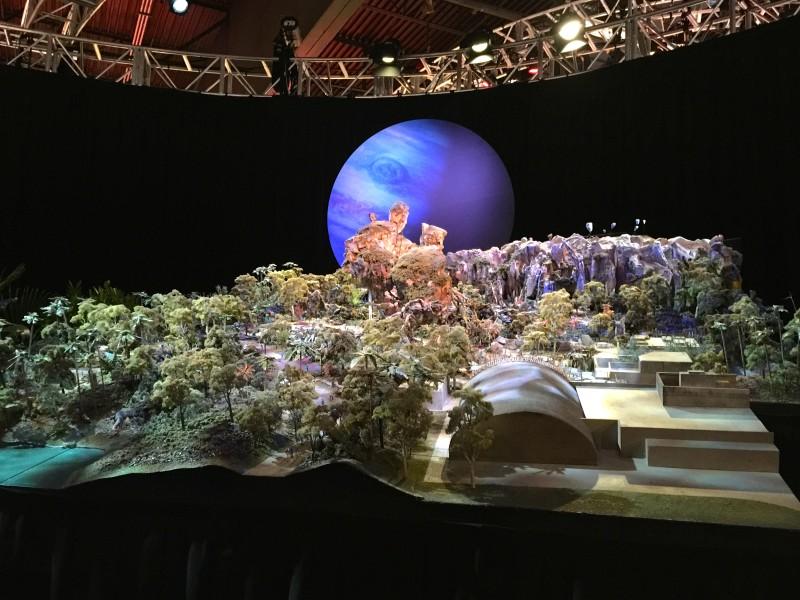 Pandora - The World of Avatar Model