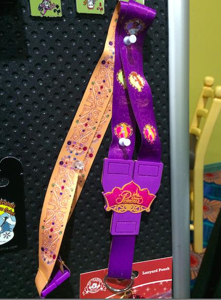 Princess Disney Lanyard 2015