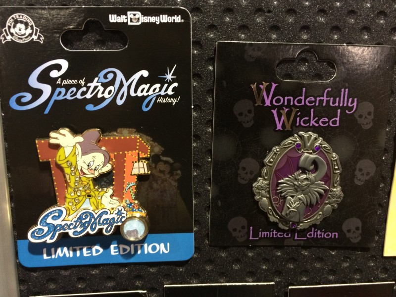 SpectroMagic and Wonderfully Wicked October 2015 Pins