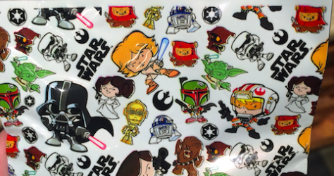 Star Wars Collectible Pin Pack