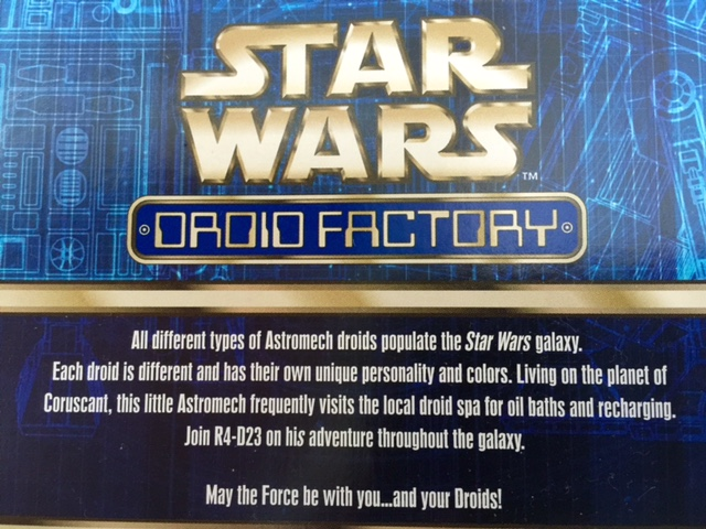 Star Wars Droid Factory