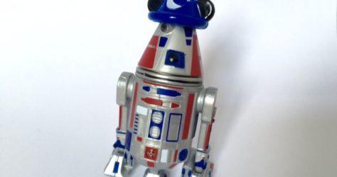 Star Wars R4-D23 Droid