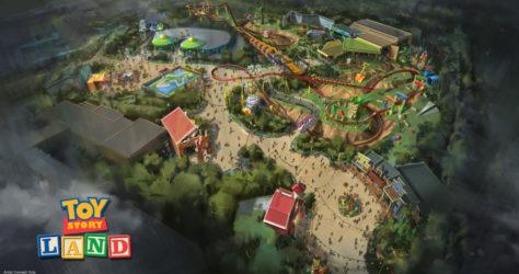 Toy Story Land - Walt Disney World