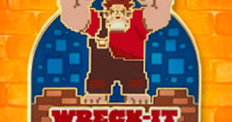 Wreck-It Ralph Pin