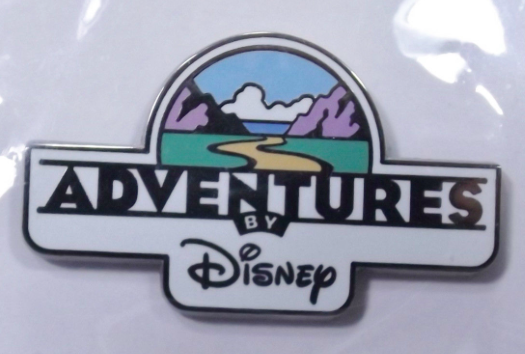 Adventures by Disney Logo Pin