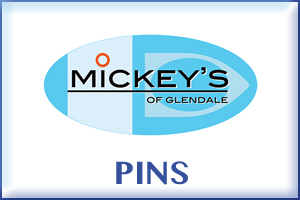Mickey's of Glendale Pins