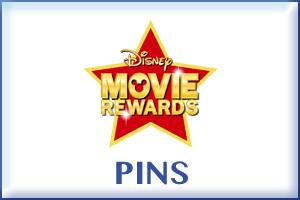 Disney Movie Club Rewards Pins