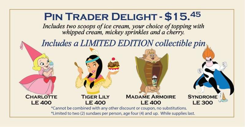 DSSH Pin Trader Delight - September 22, 2015