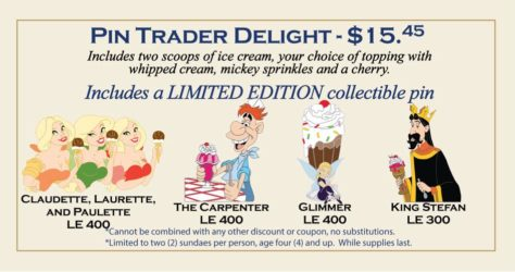 DSSH Pin Trader Delight - September 27, 2015