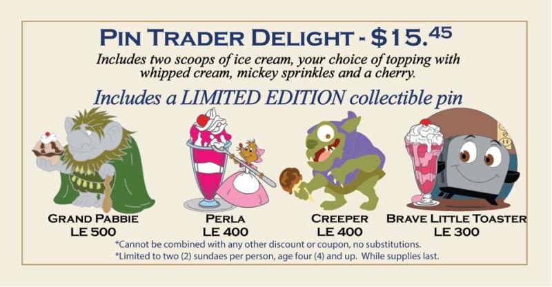DSSH Pin Trader Delight - September 7, 2015