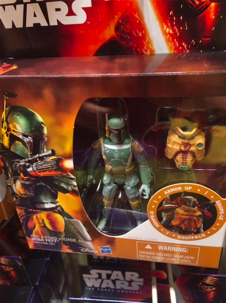 Disney Star Wars Action Figure - Boba Fett