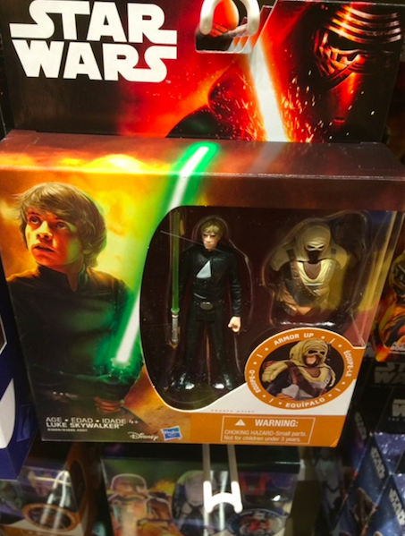 Disney Star Wars Action Figure - Luke Skywalker