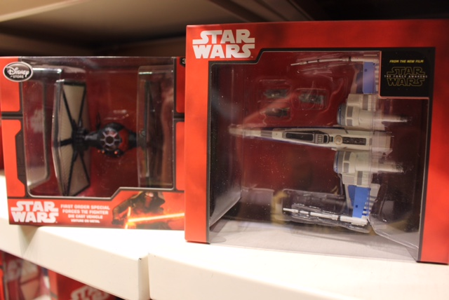 Disney Star Wars Action Figure - Spaceships
