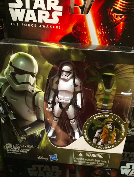 Disney Star Wars Action Figure - Stormtrooper
