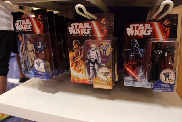 Disney Star Wars Action Figures