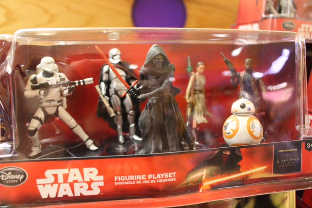 Disney Store Star Wars PlaySet
