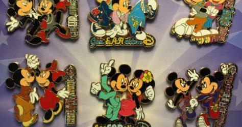 GenEARation D Pin Board Pins 2015