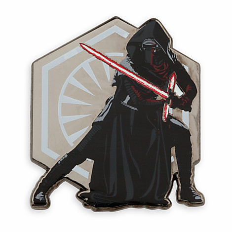 Kylo Ren Limited Edition Pin