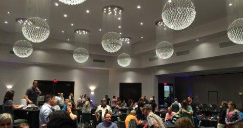 Pin Trading at PinPics Event