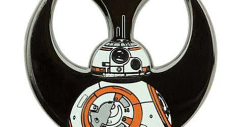 Star Wars BB-8 DisneyStore.com Pin