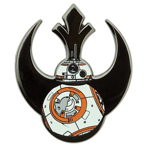Star Wars BB-8 DisneyStore.com Pin