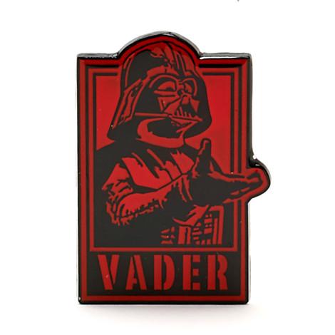 Star Wars Darth Vader Poster Pin - Disney Store UK