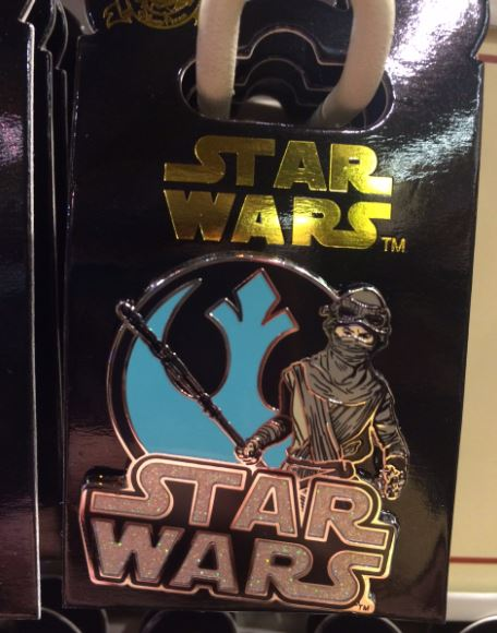 Star Wars Disney Pin - Rey