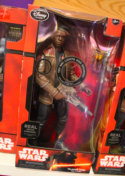 Star Wars Finn Action Figure