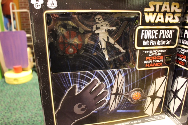 Star Wars Force Push Play Set