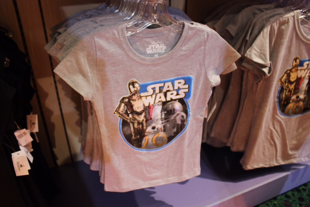 Star Wars Ladies Shirt