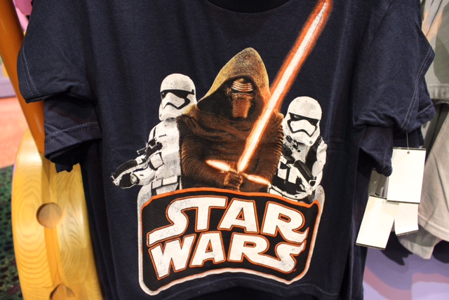 Star Wars Lightsaber Shirt