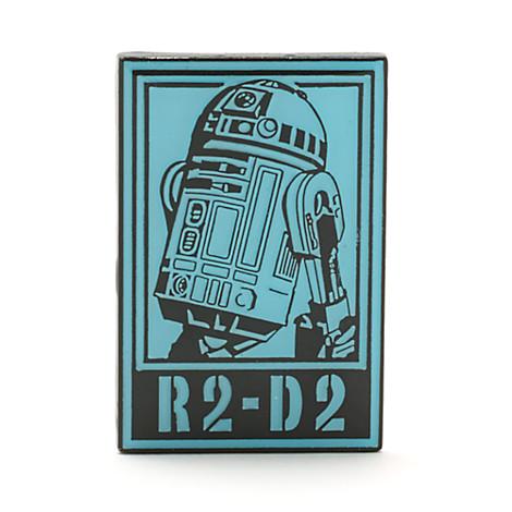 Star Wars R2-D2 Poster Pin - Disney Store UK
