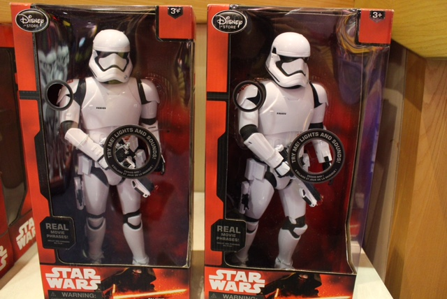 Star Wars Stormtrooper Action Figures